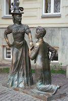 Проня Прокоповна и Голохвастов
