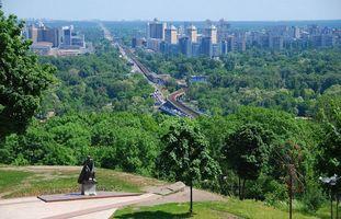Парки Киева