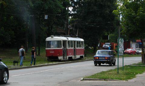 Трамвай №33