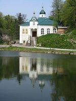 Экскурсия Феофания - Церковщина
