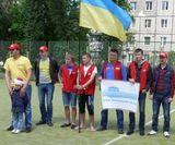 На Березняках стартував чемпіонат із дворового футболу