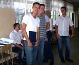 Захист дипломних робіт у ліцеї транспорту