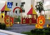 Проекти київських ОСН: інтерактивний дитячий майданчик