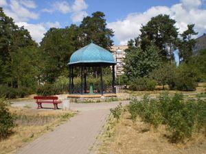 Бювет у парку Сосновому (ДВРЗ)