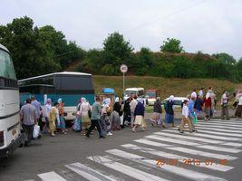 День Крещения Руси-Украины. Прочане возле Киево-Печерской Лавры