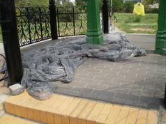 Бювет у парку Сосновому на ДВРЗ