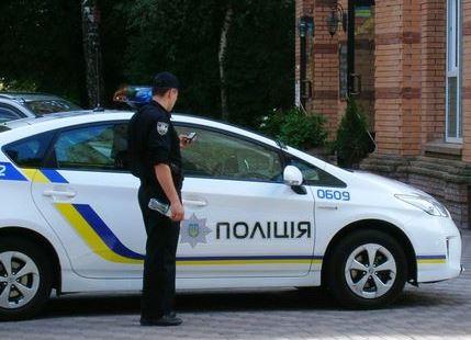 Поліцейський патруль