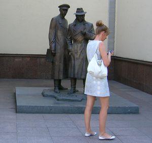 Улица Академика Богомольца в Киеве