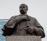 В Новосибирске открыли памятник Тарасу Шевченко