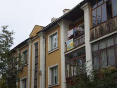 Кияни заробляють на балконах