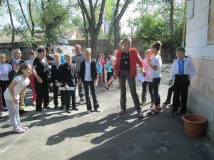 Веселі старти в школі №42