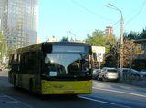 Погіршення роботи автобусного маршруту №55 у Києві