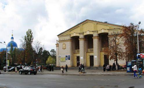 Центр культури на ДВРЗ