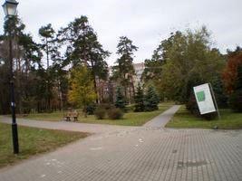 Три отличия в парке Сосновом на ДВРЗ