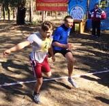 Студенти ліцею транспорту завоювали ІІІ місце на районних легкоатлетичних змаганнях
