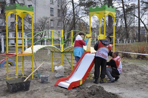 Дитячі садочки на ДВРЗ