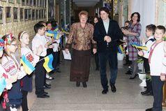 Голос Майдану - в гостях у школярів Дніпровського району