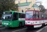 Таллінн скасував оплату в міському транспорті