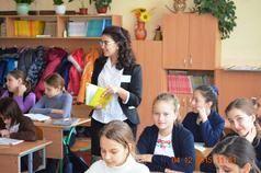 День учнівського самоврядування в 103-й школі