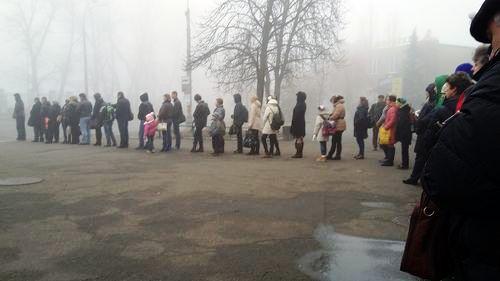 Мешканці ДВРЗ незадоволені зміною перевізника на 211-му маршруті