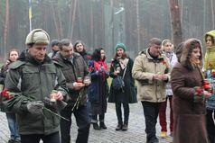 У лісі біля Биківні виявили місце захоронення розстріляного поета Михайля Семенка