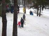 Сніг з дощем. Будьте обережні - слизько!
