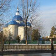 Храм св.Пантелеймона