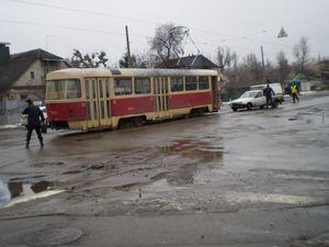 ДТП на Алма-Атинській (ДВРЗ)
