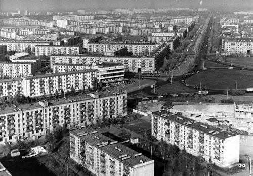 Ленінградська площа