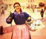 Українська жінка в роботах відомих художників