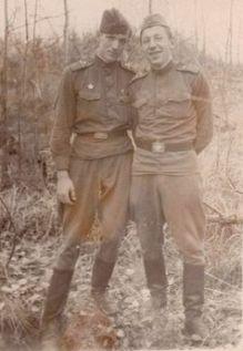 Житель Черниговщины разыскивает киевлянина с ДВРЗ Кудлай Анатолия (на фото справа)