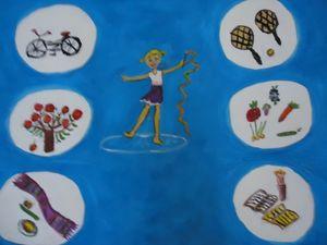 Круглий стіл зі здорового способу життя в 11-й школі на ДВРЗ