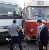 ДТП без потерпілих на вулиці Павла Усенка