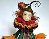 В выставочном центре на Левобережной пройдет выставка авторских кукол