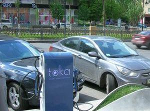 Мережа київських електрозаправок розширюється