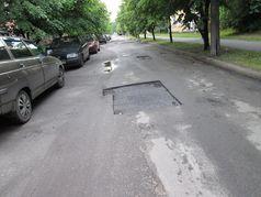 Ремонт Волховської на ДВРЗ