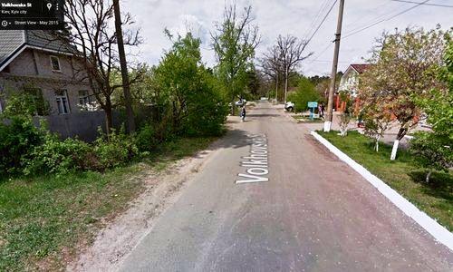 Улица Волховская
