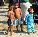 Ромський табір уклав договір на вивіз сміття