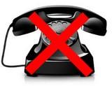 В ліцеї транспорту не працюють стаціонарні телефони
