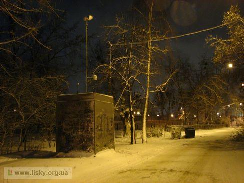 Метеопункт на вулиці Інженера Бородіна (ДВРЗ)