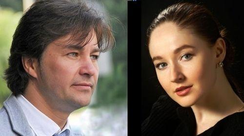 Євген Нищук та Анжеліка Савченко