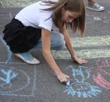 У неділю на ДВРЗ пройде конкурс малюнку на асфальті
