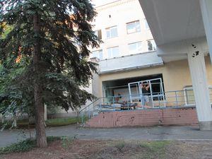 Заміна вікон у лікарні №11 на ДВРЗ