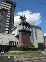 Пам`ятник Миколі Щорсу в Києві