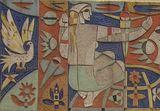 Райдержадміністрації Києва не знають авторів мозаїк на будинках