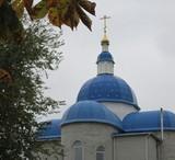 Покров у храмі на Алма-Атинській