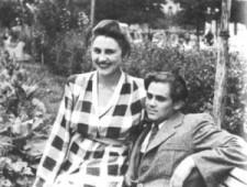 Дмитрий Луценко с женой