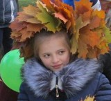 Фотоотчет о детском празднике на улице Инженера Бородина