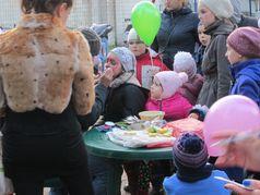 Праздник осени для детей ДВРЗ