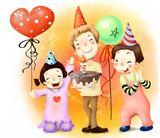 Дитячий клуб запрошує на свій день народження